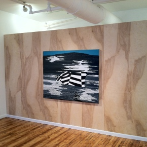 Ben Sloat at Steven Zevitas Gallery