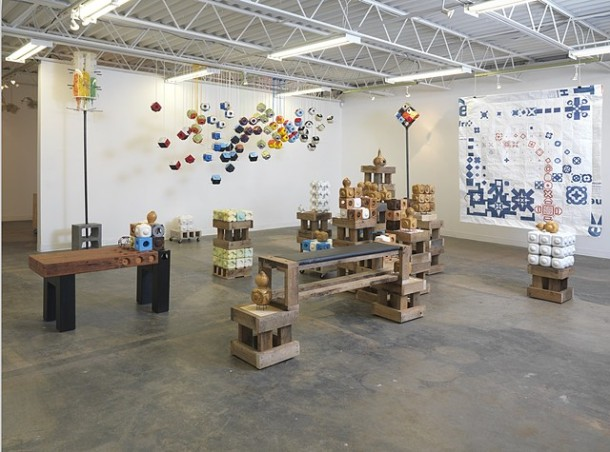 Another Utopia install shot