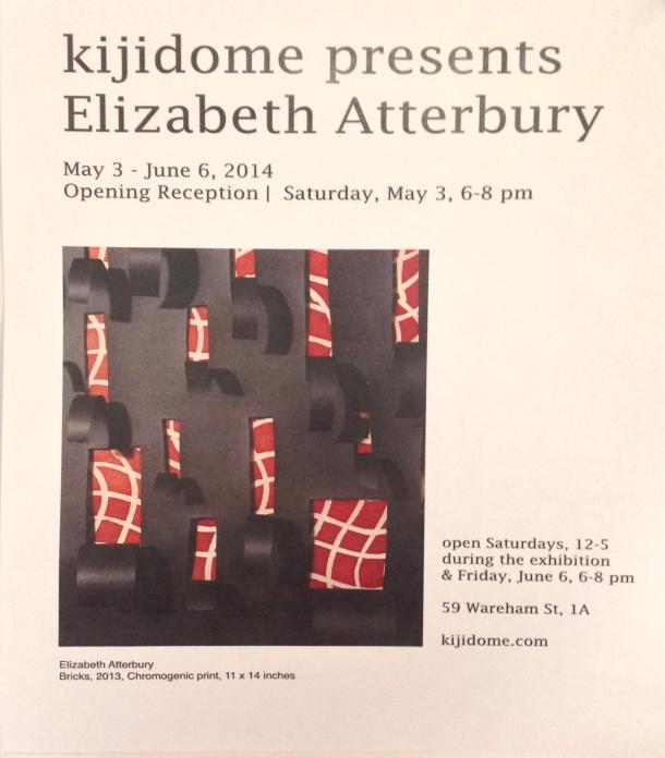 Elizabeth Atterbury at kijidome
