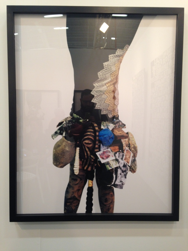 Xaviera Simmons, David Castillo Gallery, NADA NY