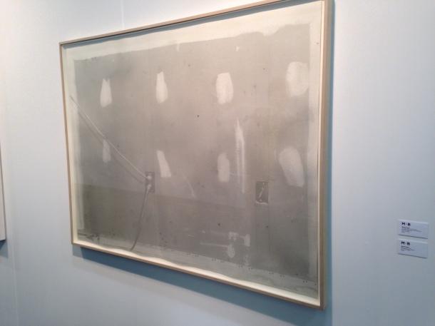 Matthew Brandt, M+B, NADA NY