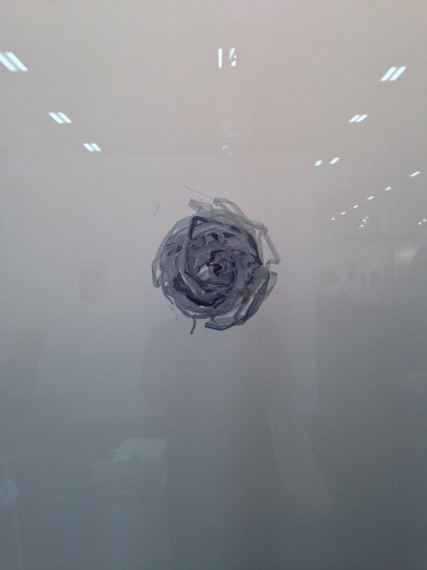 Jill Baroff, Galerie Christian Lethert, NADA NY