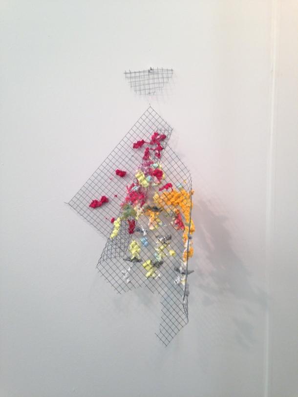 Richard Tuttle, Tomio Koyama Gallery, NADA NY47