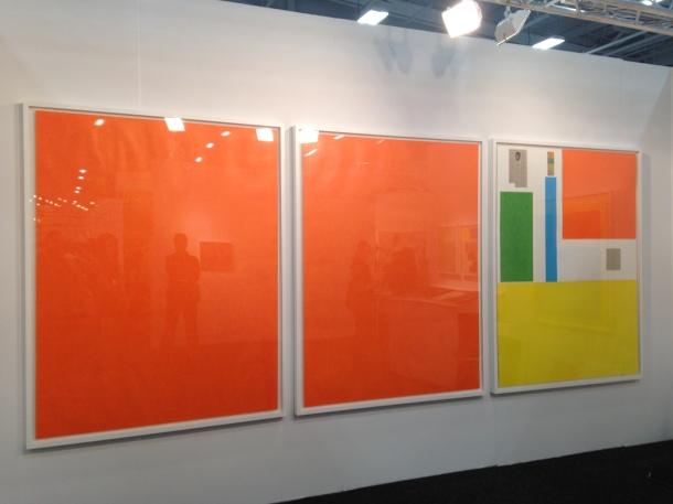 David X. Levine, Steven Zevitas Gallery, NADA NY