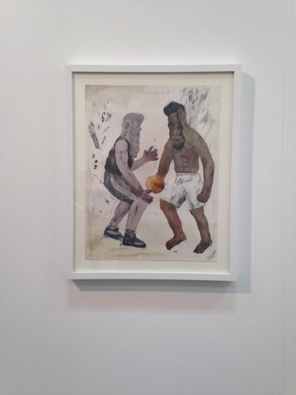 Gudmundur Thoroddsen, Asya Geisberg Gallery, NADA NY