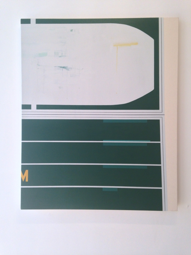 Cody Justus, Mileage, Hallway GalleryCody Justus, Mileage, Hallway Gallery