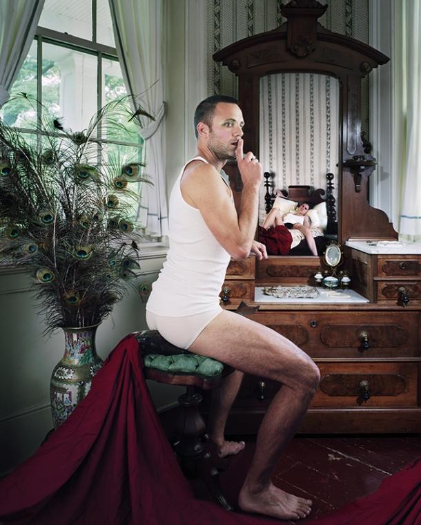 The Awkward Roommate, Darren Lee Miller