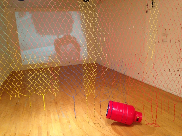 Reverb: New Art from Greece, curated by Eirene Efstathiou and Evita Tsokanta, Grossman Gallery at SMFA