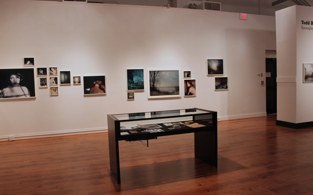 Todd Hido: Excerpts from Silver Meadows, Boston University Art Gallery, 2014